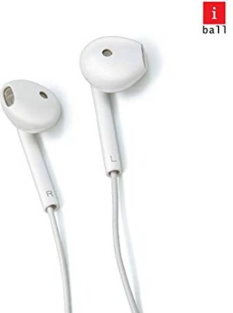 iBall Yo-Flute 2 Wired Headset