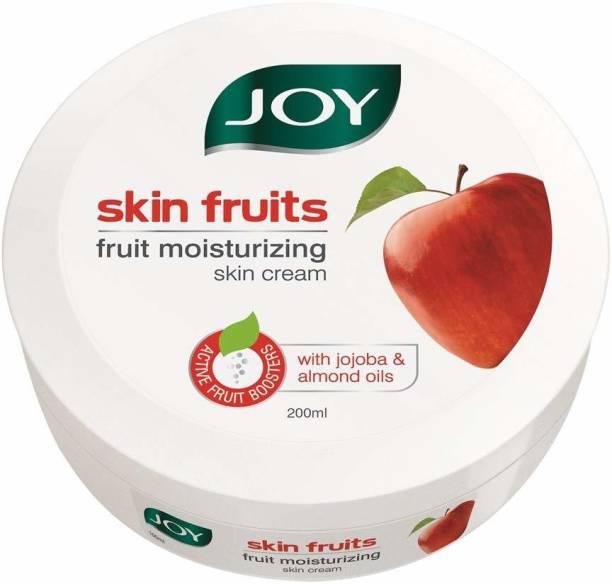 Joy Skin Fruits Active Moisture Cream, 200ml Box