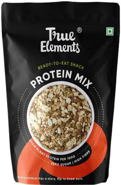 True Elements Protein Mix Seeds - Roasted Pumpkin, Watermelon, Almonds and Soynuts