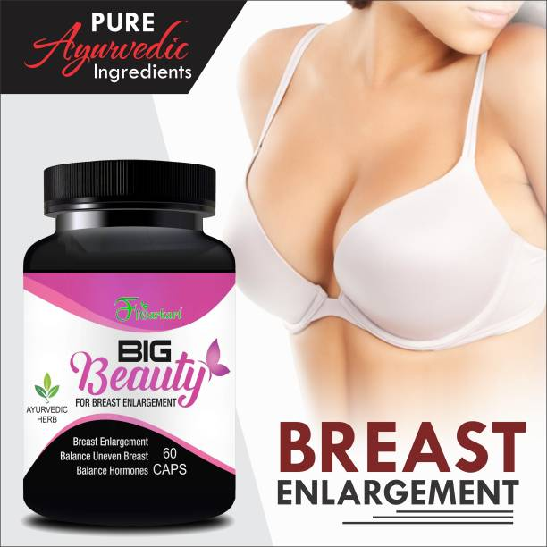 Floarkart Big Beauty Herbal care Capsules For Women's Heath 100% Ayurvedic