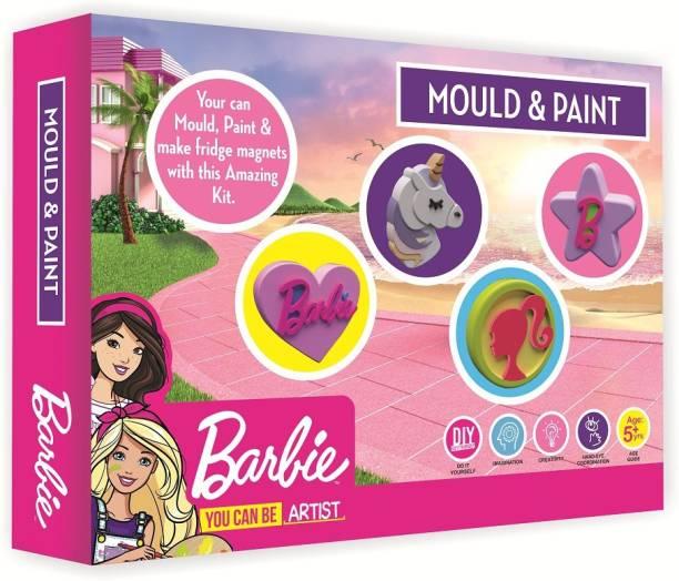 BARBIE RATNA'S MOULD AND PAINT