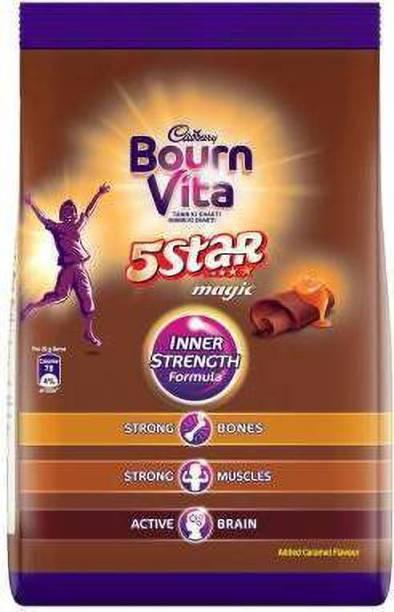 Cadbury BOURNVITA 5 STAR 750GM Energy Drink