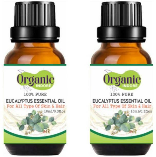 OrganicIndore Eucalyptus essential oil