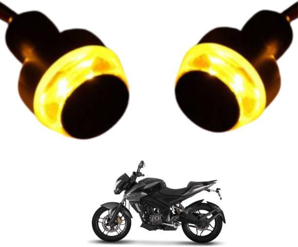 Samite Handle_Light_Yellow_Blinker_Sam09 Bike Handlebar Weights