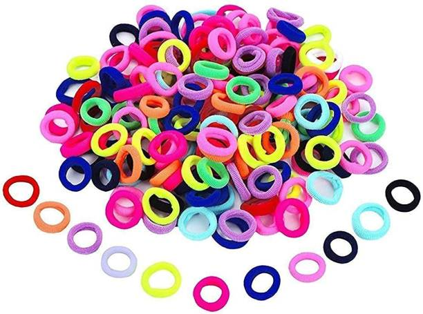 DROYALCREATIONS HAIR RUBBER BAND Rubber Band