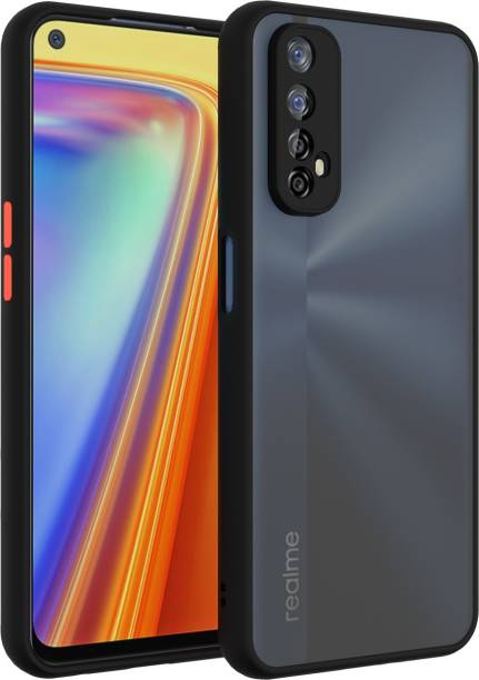 GadgetM Back Cover for Realme 7, Realme Narzo 20 Pro