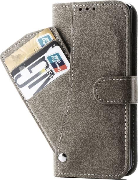 Cubix Flip Cover for OnePlus 8T / One Plus 8T / 1+8T