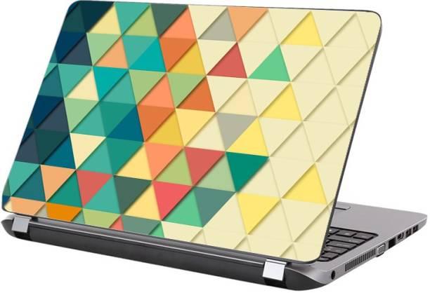 KALARKARI Laptop Skin 3D texture Premium vinyl HD printed Easy to Install Laptop Skin/Sticker/Vinyl/Cover for all size laptops vinyl Laptop Decal 15.6