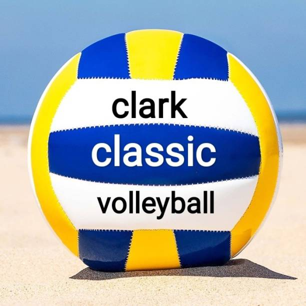 clark 6544 classic rock volleyball size 4 Volleyball - Size: 4