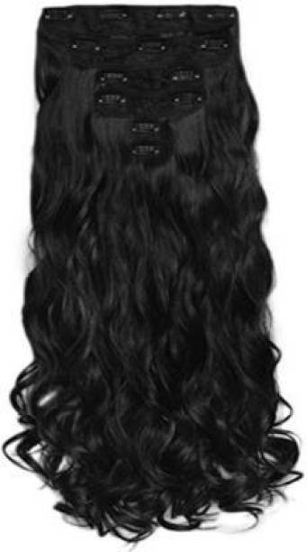ubuntu Beautiful Curly  extension for girls Hair Extension