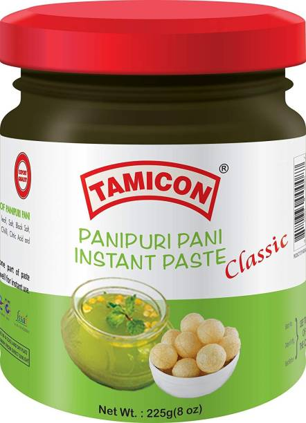 tamicon Panipuri Water Instant Paste (225 gm)