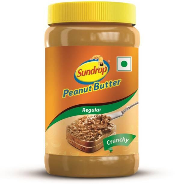 Sundrop Peanut Butter Crunchy 462 g