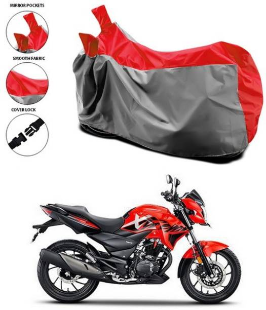 ANTHUB Two Wheeler Cover for Hero