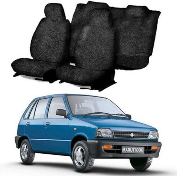 RUFUS Cotton Car Seat Cover For Maruti 800