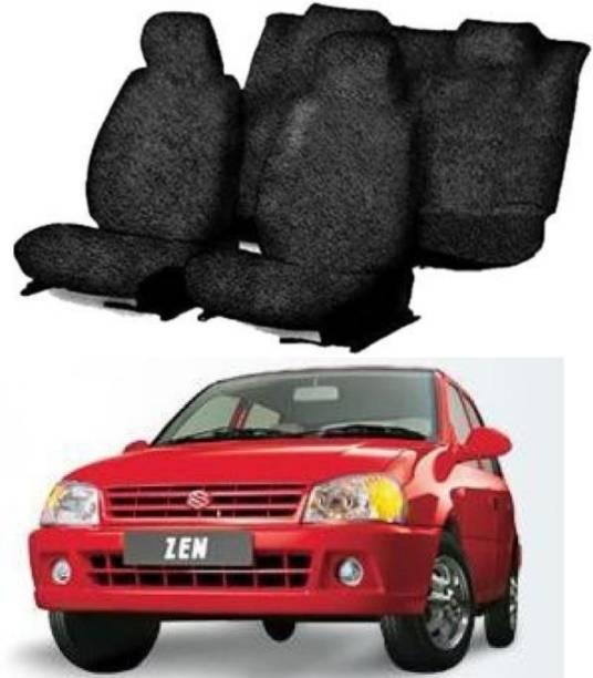 Chiefride Cotton Car Seat Cover For Maruti Zen