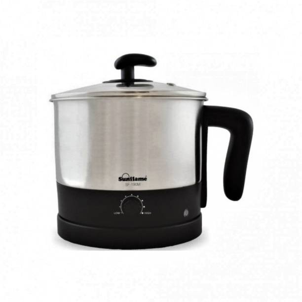 SUNFLAME SF-190 Multi-function Multi Cooker Electric Kettle