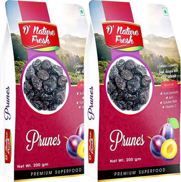 D NATURE FRESH Dried Prunes