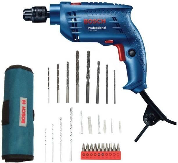 BOSCH GSB 450 Wrap Set 06012161FL Pistol Grip Drill