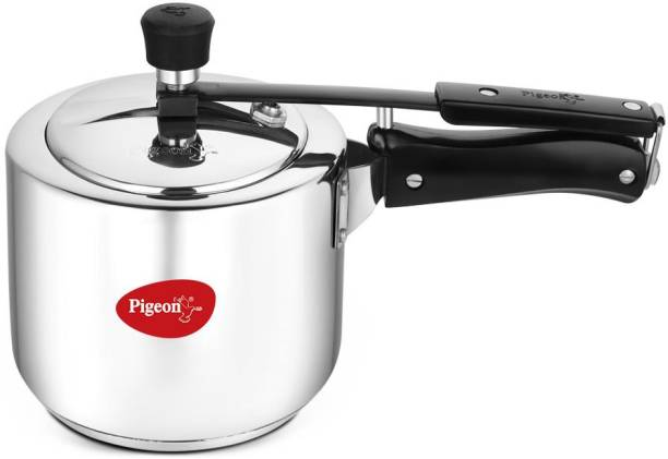 Pigeon Special Stainless Steel 3 L Induction Bottom Pressure Cooker