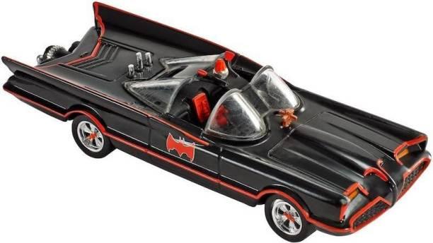 HOT WHEELS Batman Premium Assortment- Batman Classic TV Series Bat Mobile