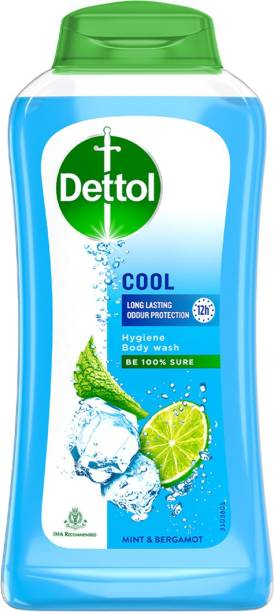 DETTOL Cool Body Wash and Shower