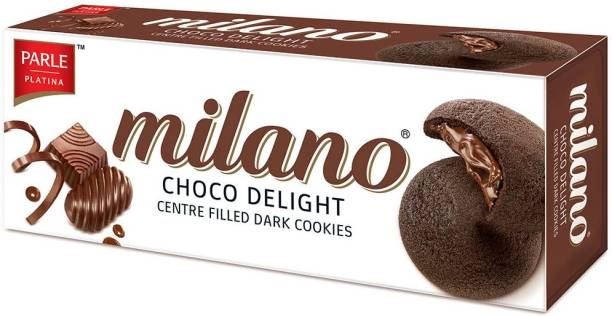 PARLE Milano Centre Filled Cookies