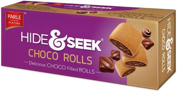 PARLE Hide & Seek Choco Filled Rolls