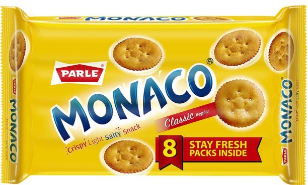 PARLE Monaco Salted Biscuits