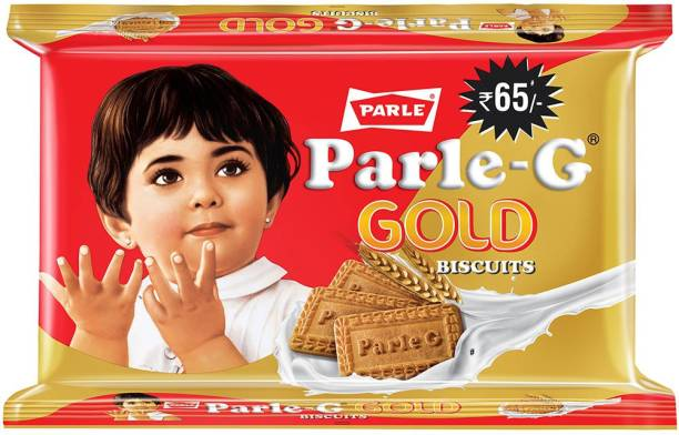 PARLE G Gold Biscuits Plain