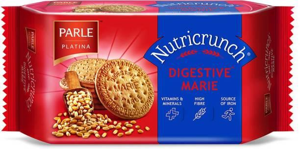 PARLE Nutricrunch Digestive Marie Biscuits