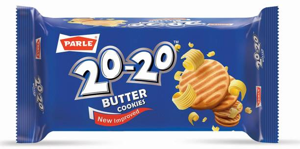 PARLE 20-20 Butter Cookies