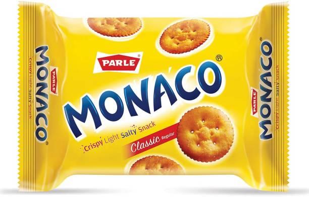 PARLE Monaco Salted Biscuits