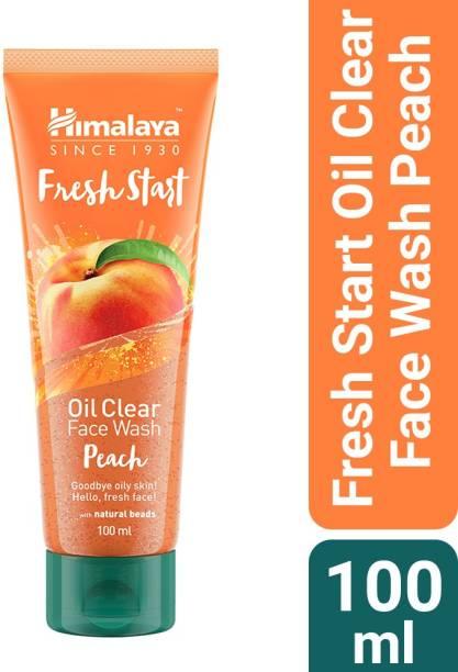 HIMALAYA Fresh Start Oil Clear Peach Face Wash
