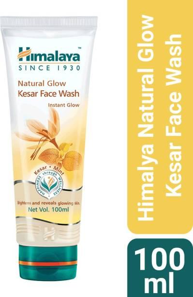 HIMALAYA Natural Glow Kesar Face Wash