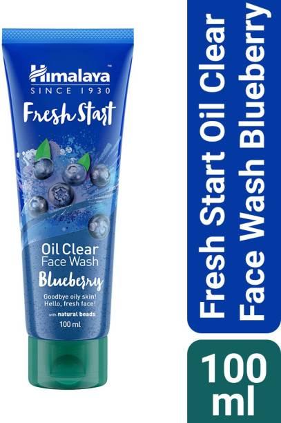 HIMALAYA Fresh Start Oil Clear Blueberry Face Wash