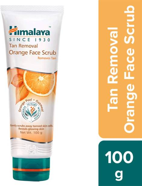 HIMALAYA Tan Removal Orange Face Scrub