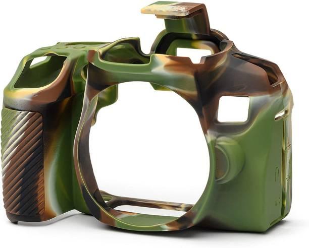 easyCover Camera Case for Canon 850D Camo  Camera Bag