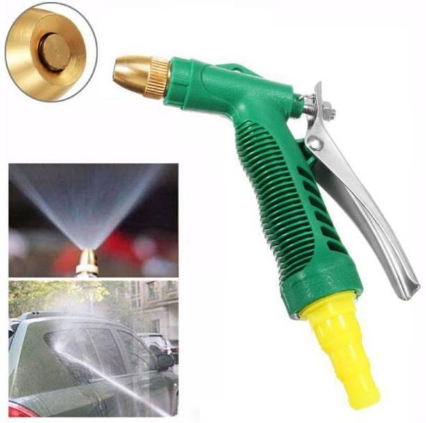 Laxmi Water Spray Gun - Plastic Trigger High Pressure Water Spray Gun for Car/Bike/Plants - Gardening Washing Spray Gun