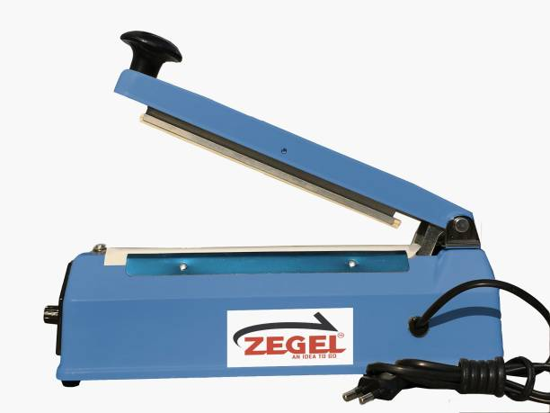 "Zegel heat sealing machine, plastic bag sealing machine 8"", heat sealer, impulse sealer, heat sealer machine, hand sealing machine Hand Held Heat Sealer"