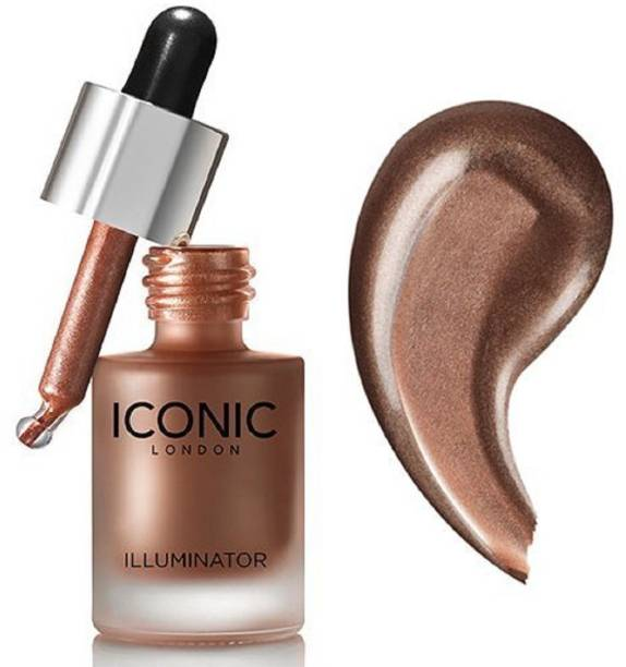 Iconic London illuminator liquid highlighter face and body waterproof 3D glow bridal makeup Highlighter (Orignal 2.0 ) Highlighter