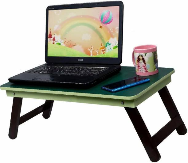 KBPMART Wood Portable Laptop Table