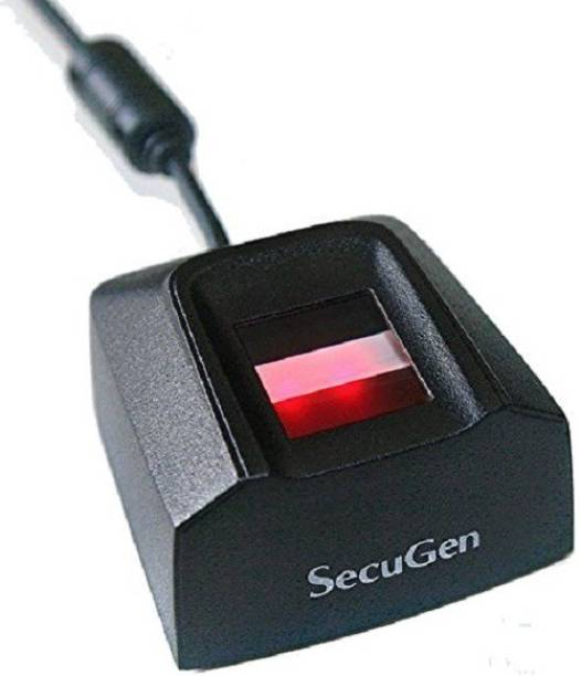 Secugen 20 USB Biometric Fingerprint Scanner Corded & Cordless Portable Scanner