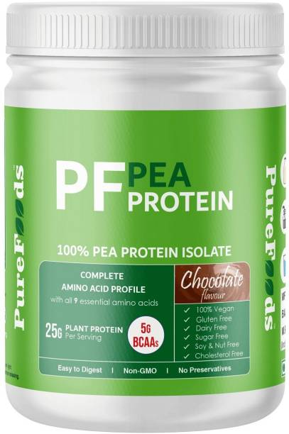 PureFoods PF Pea Protein Chocolate Flavour Plant-Based Protein