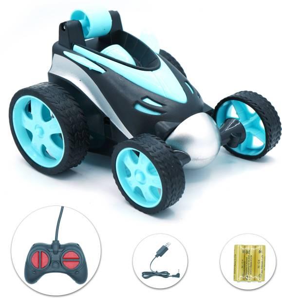 Toyshack Four-Way Small Remote Control Stunt Car