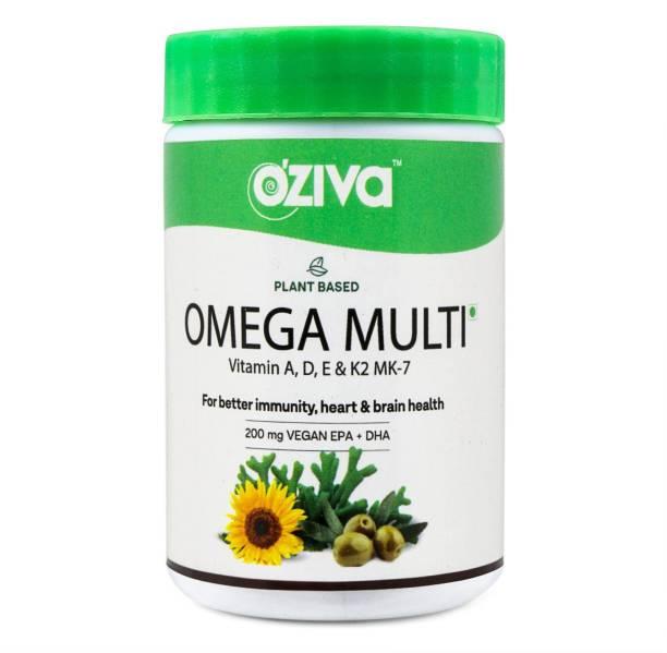 OZiva Plant based Omega Multi