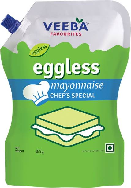 VEEBA Eggless Mayonnaise Chef's Special 875 g