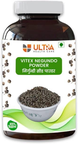 Ultra Healthcare Nirgundi Powder , Brain tonic , Cough , Baby teeth growth , 100% Pure