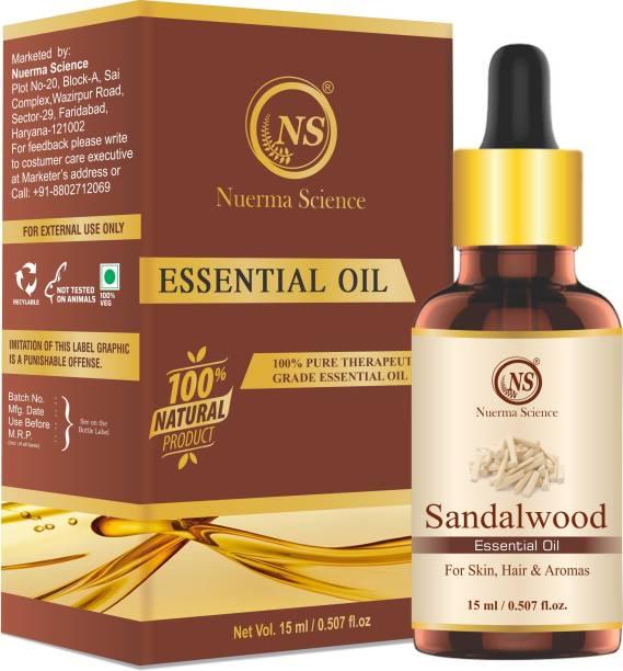 Nuerma Science Sandalwood Aroma Oil