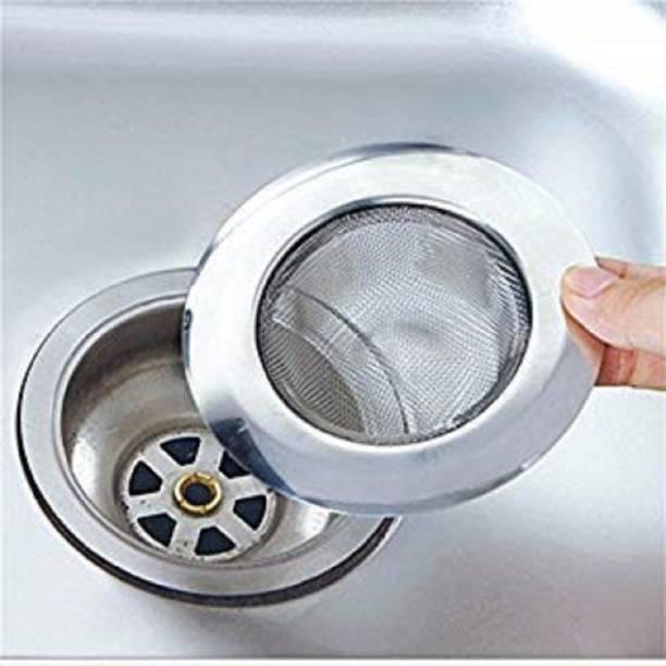 KYOTO Kitchen Sink Stainless Steel Push Down Strainer