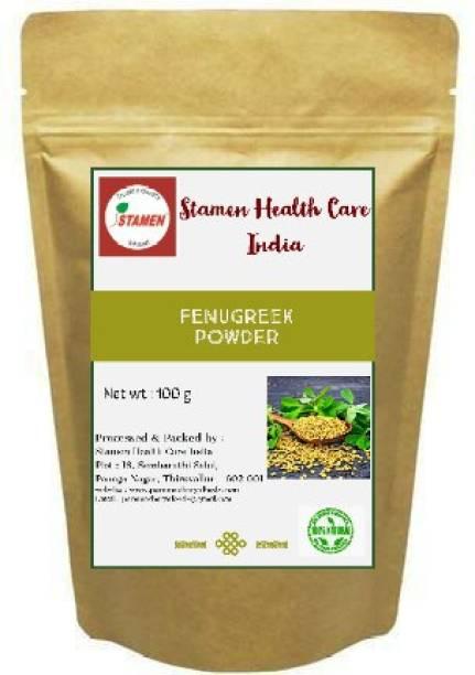 Stamen Health Care India Herbal Fenugreek Powder